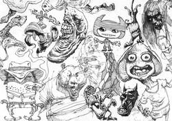 Doodles #7