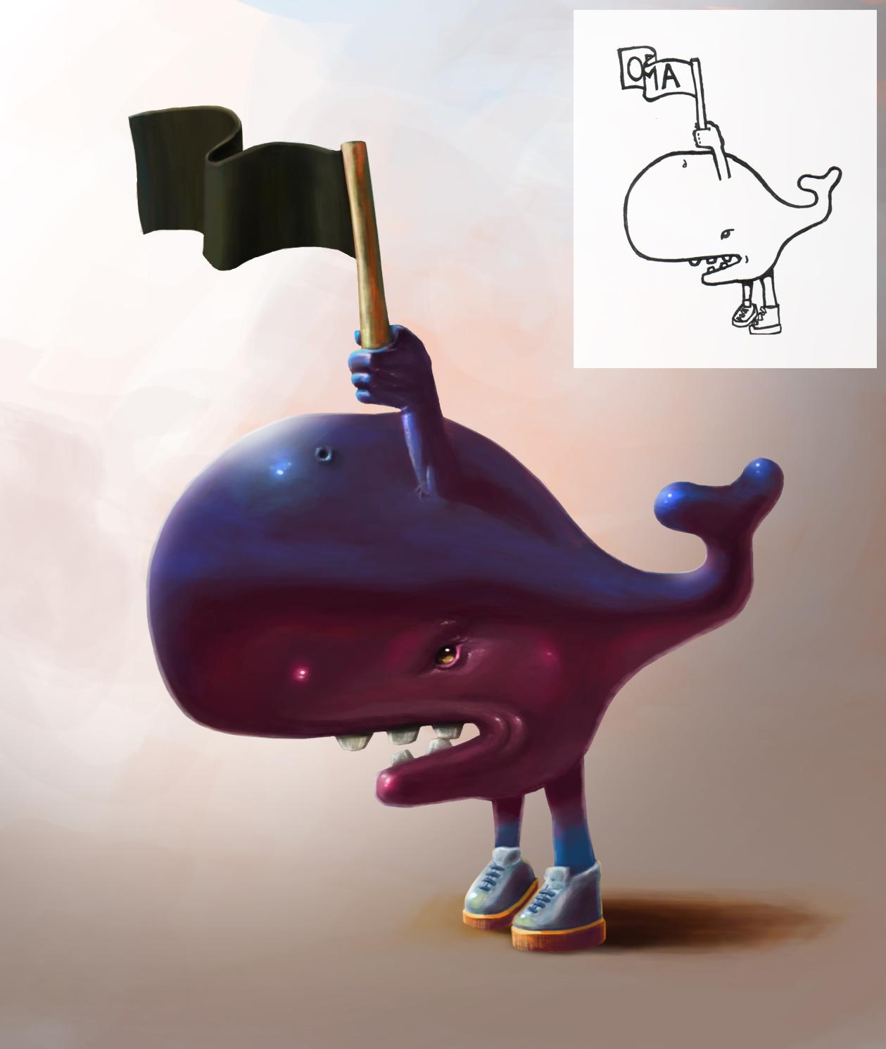 Fez' Whale