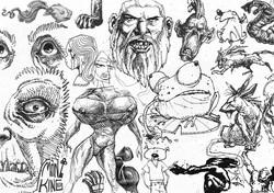 Doodles #13