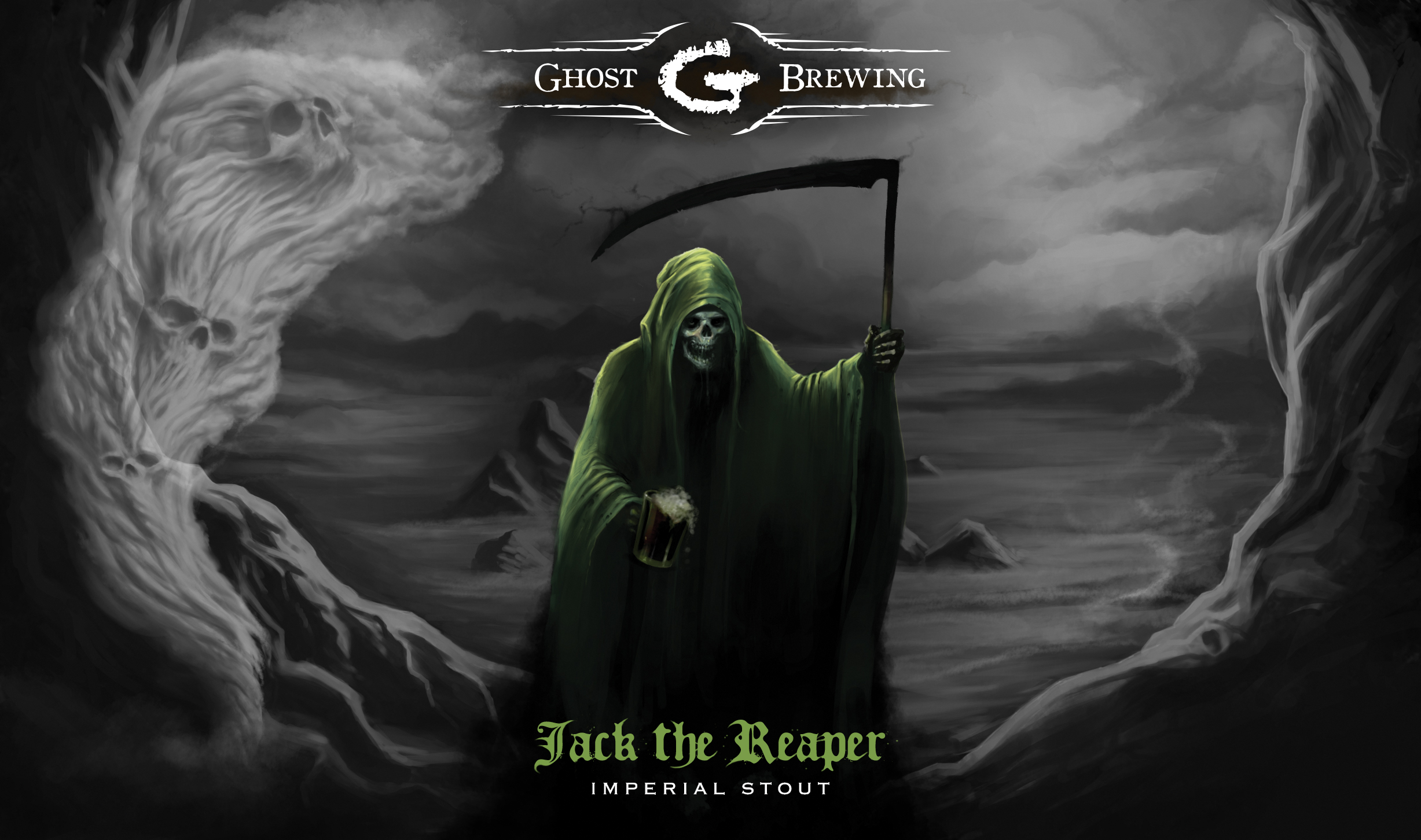 Ghost Brewing - Jack the Reaper