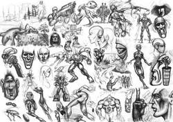 Doodles #1