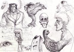 Doodles #16