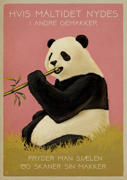 Office rule: The Panda