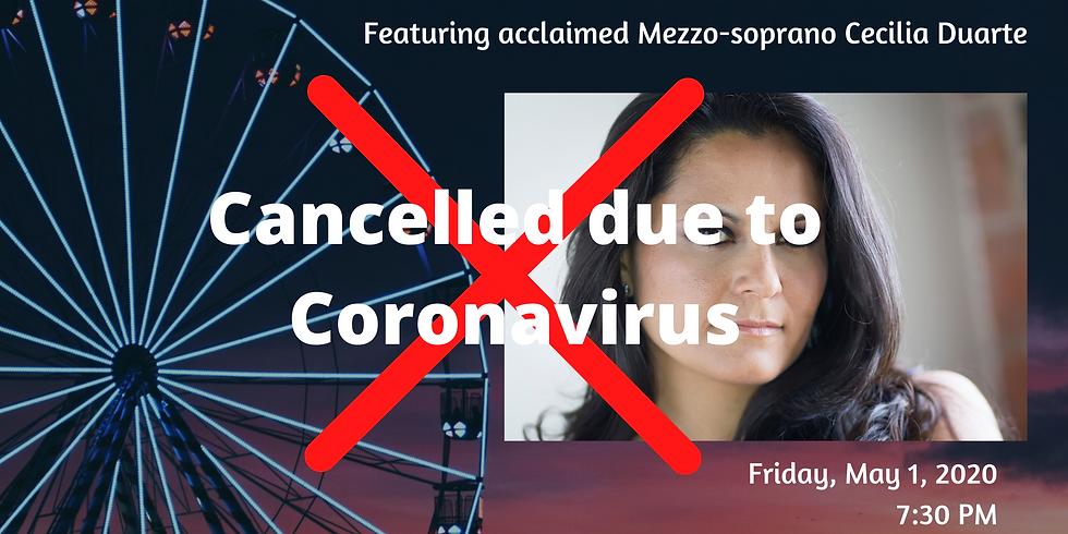 Cancelled due to Coronavirus: Música de Feria