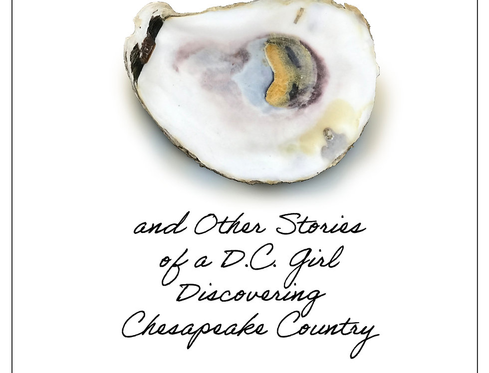 My Date With an Oyster — (Coming soon, Pre-order)