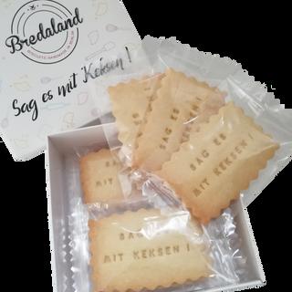 Medium Biscuit-Box