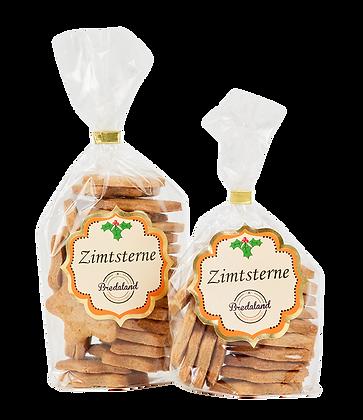 """Zimtsterne"" - Cinnamon stars, 100g (42,00 € / kg)"