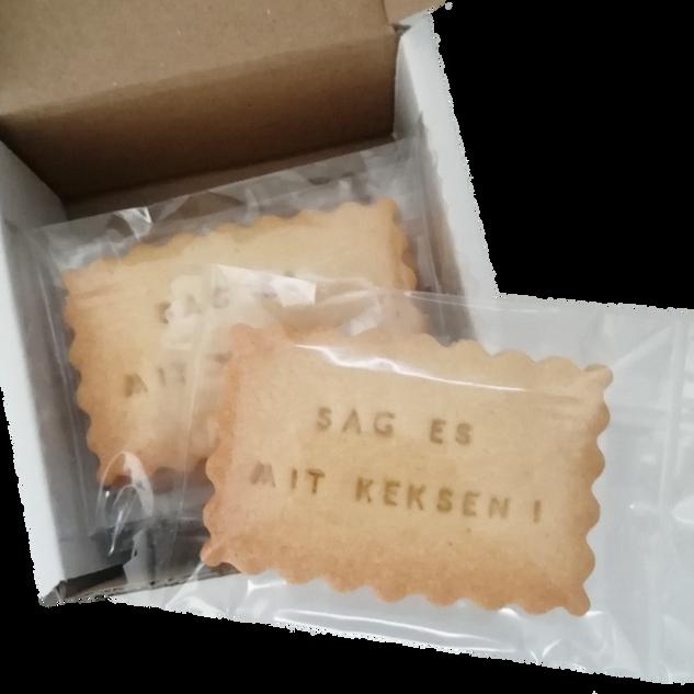 Mini Biscuit-Box