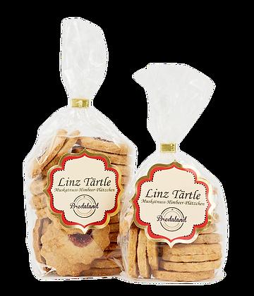 """""""Linz Tärtle"""" - Nutmeg & raspberry biscuits"""