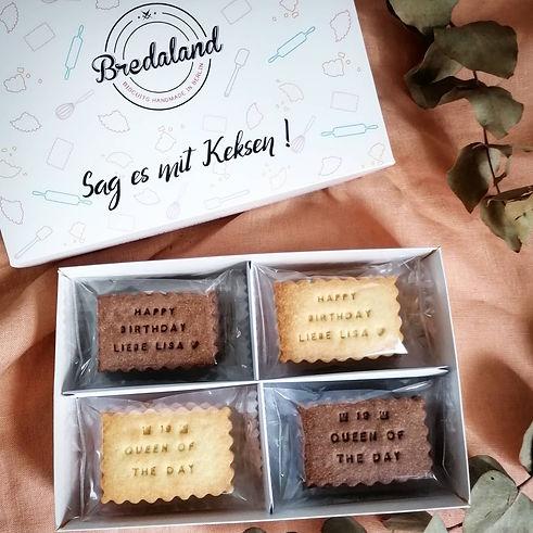 Deluxe Biscuit-Box - Biscuits Bredaland