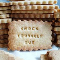 Handmade Biscuits aus Berlin, Biscuits Bredaland