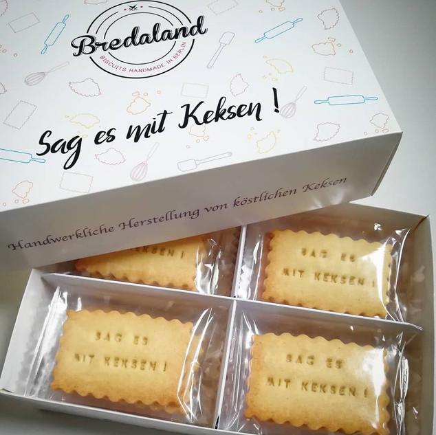 Deluxe Biscuit-Box