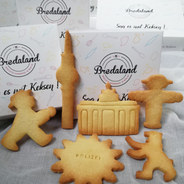 Berlin Biscuit-Box
