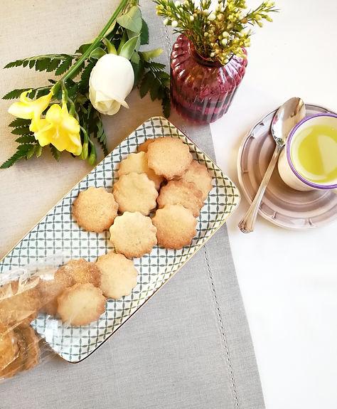 Ingwer Kekse von Biscuits Bredaland