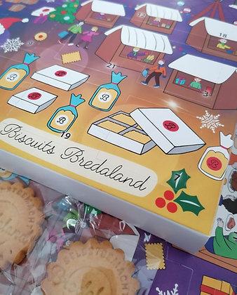 Adventskalender von Biscuits Bredaland