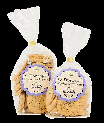 """Le Provençal"" - Savory cracker"