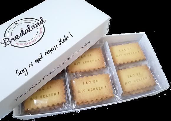 Premium Biscuit-Box - 24 biscuits