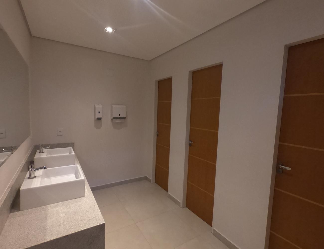 Banheiro salão