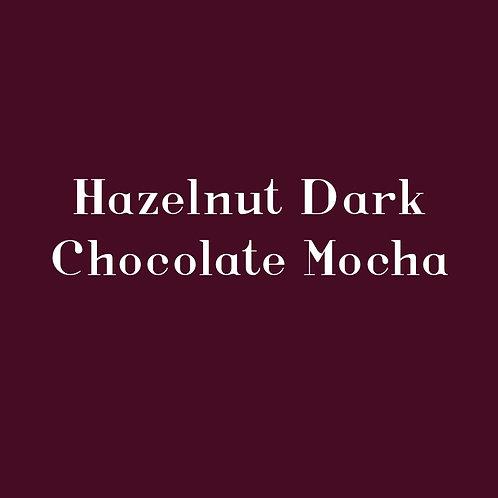 Hazelnut Dark Chocolate Mocha
