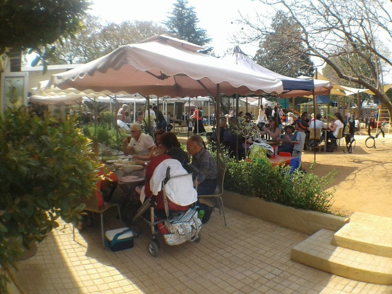 Markets at the Parks