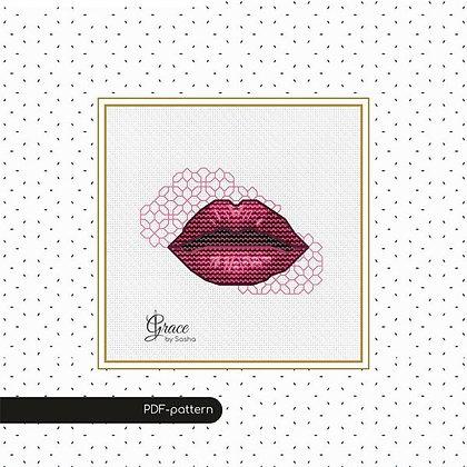 Поцелуй. Схема PDF