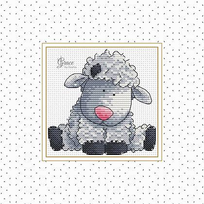 Крошка Сью. Схема для вышивания