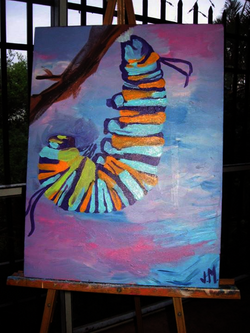 Artist's Inspiration