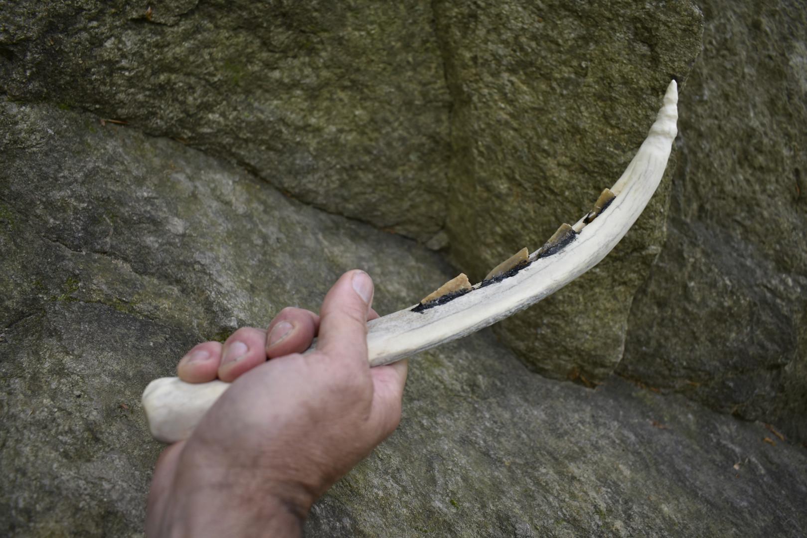 Neolithic Sickle Replica