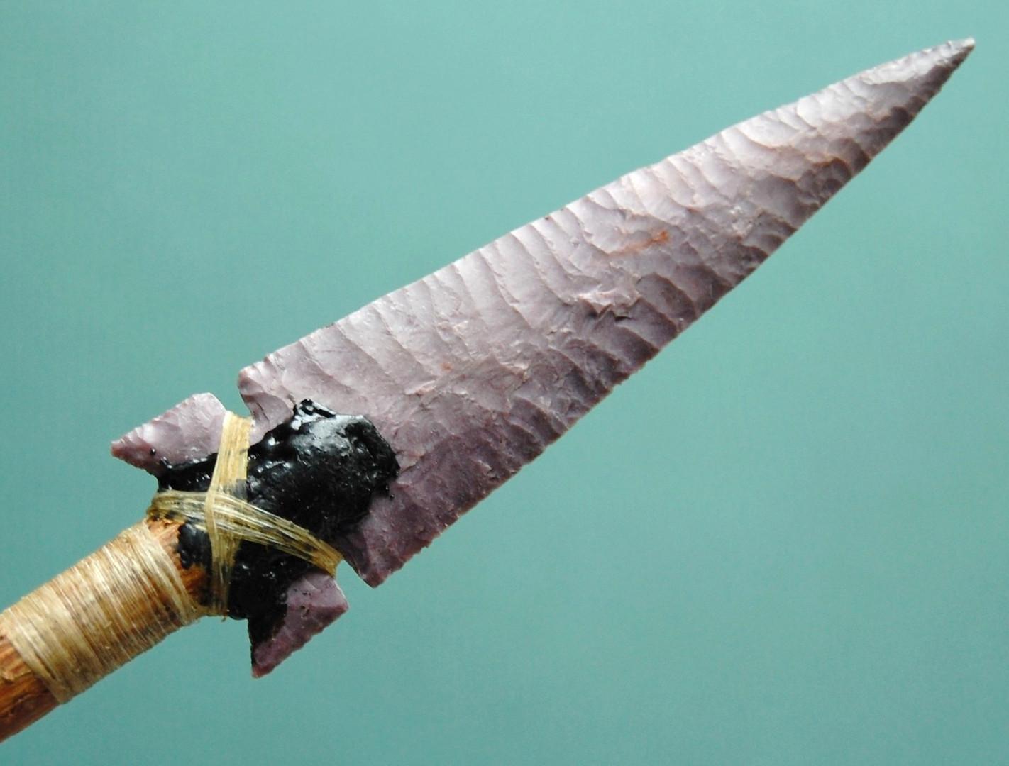 Hafted Arrowhead