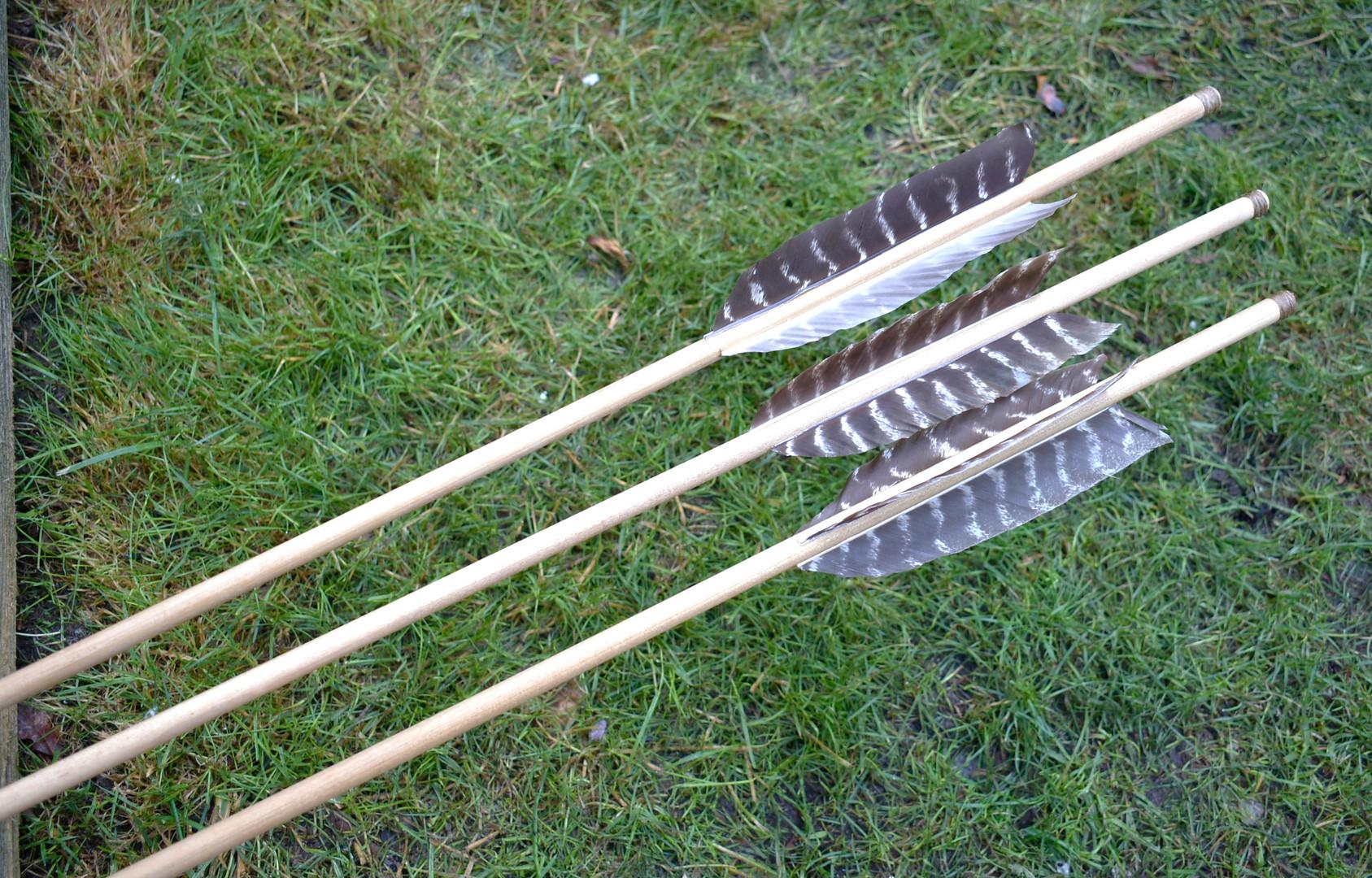 Wood Dart Set