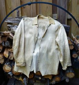 Braintan Buckskin shirt