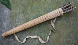 Cattail Quiver