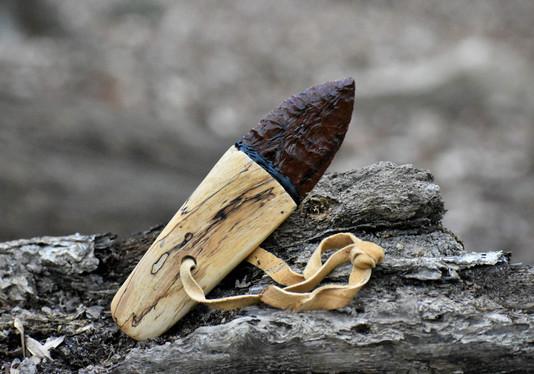 Basketmaker Knife_Sand Dune Cave Replica