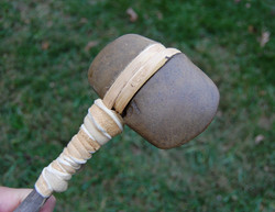 Hafted Grooved Axe