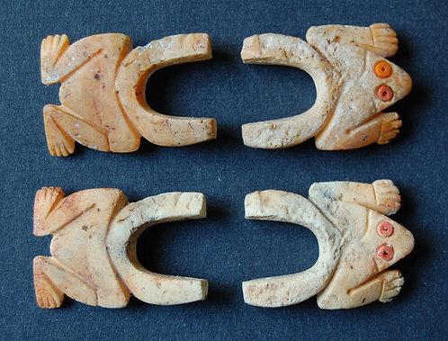 Atlatl Shell Finger Loops Cast