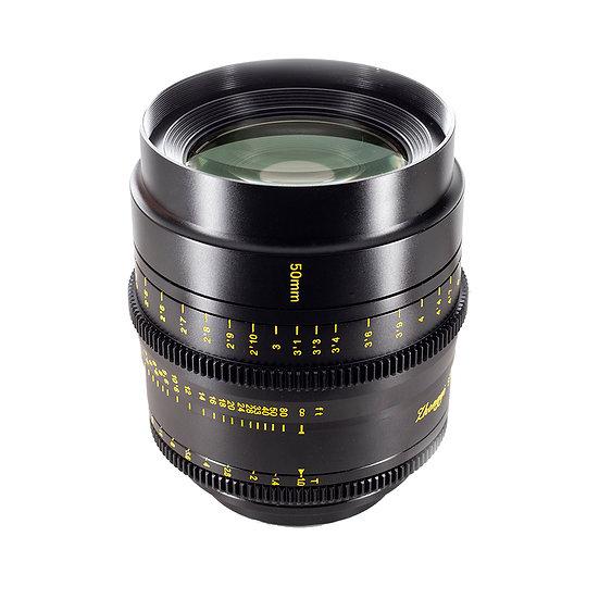 ZhongYI 50mm T1.0 Cinema-Objektiv