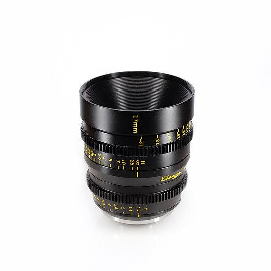 ZhongYI 17mm T1.0 Cinema-Objektiv