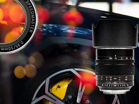 Extrem lichtstark: Das neue Zhongyi Mitakon Speedmaster 50mm f/0.95 Mark III für Canon EF