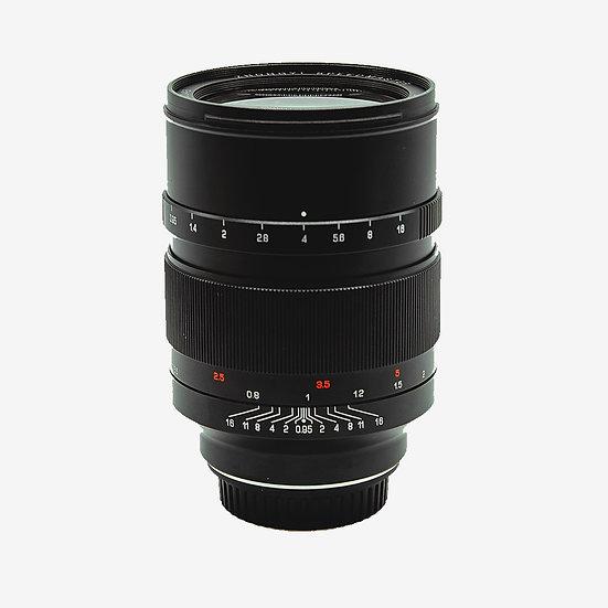 Speedmaster 50mm F0.95 DSLR (Canon EF)