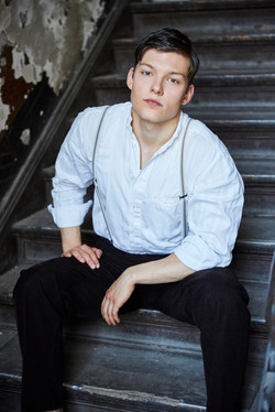 Lion Wasczyk Schauspieler Portrait 9