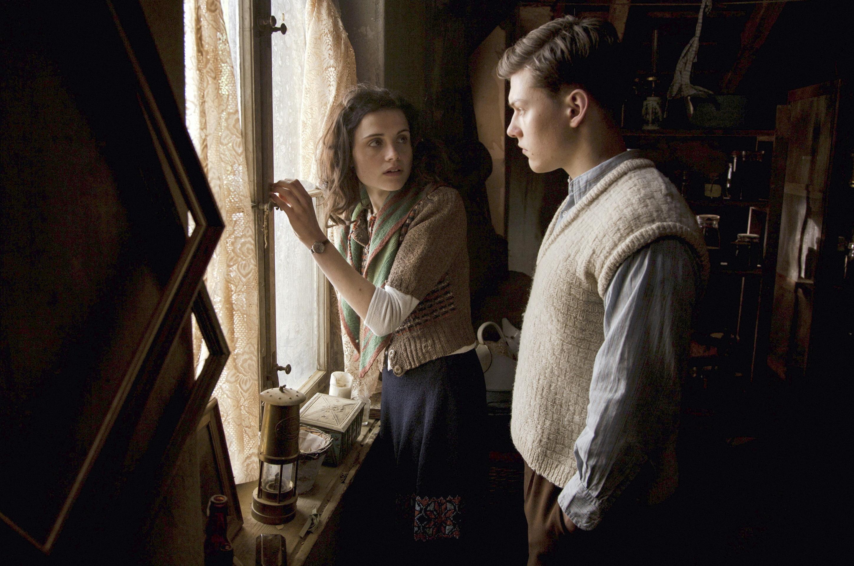 Lion Wasczyk in Anne Frank 3