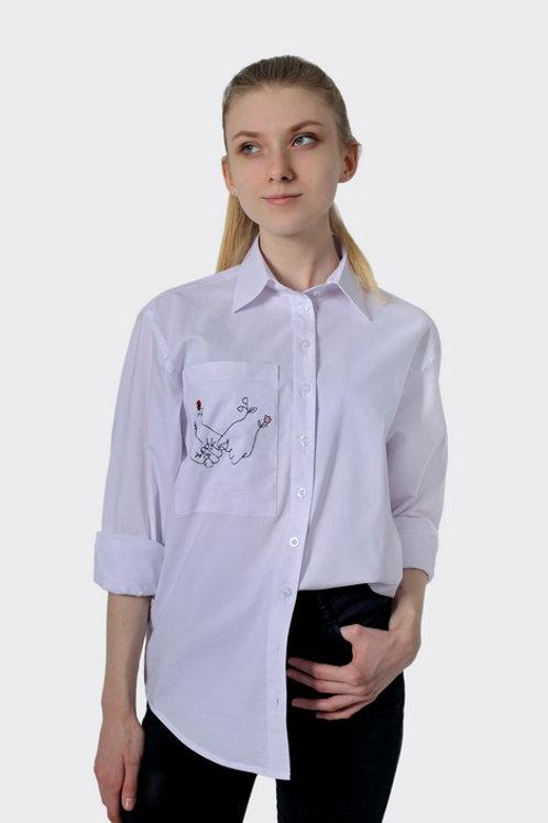 Блузка для девочки 423