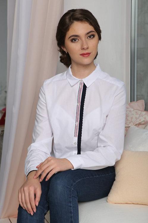 Блузка для девочки 156