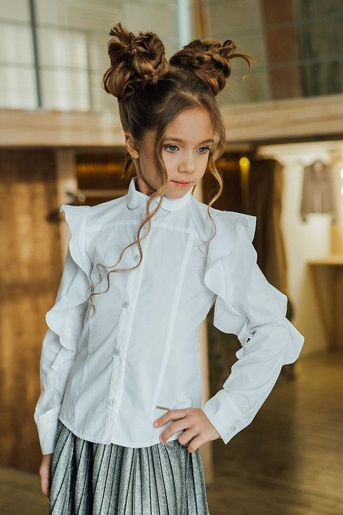 Блузка для девочки 076