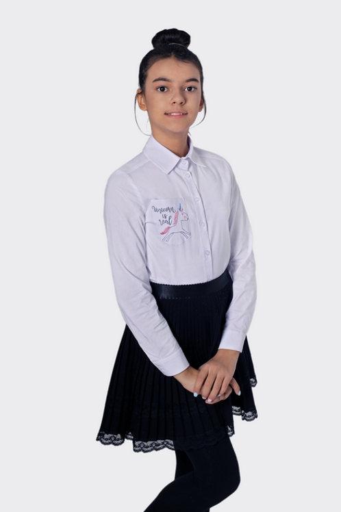 Блузка для девочки 623