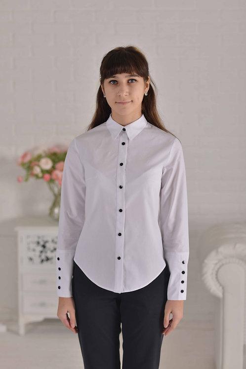 Блузка для девочки Д6300