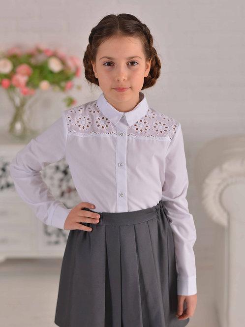 Блузка для девочки Д6100