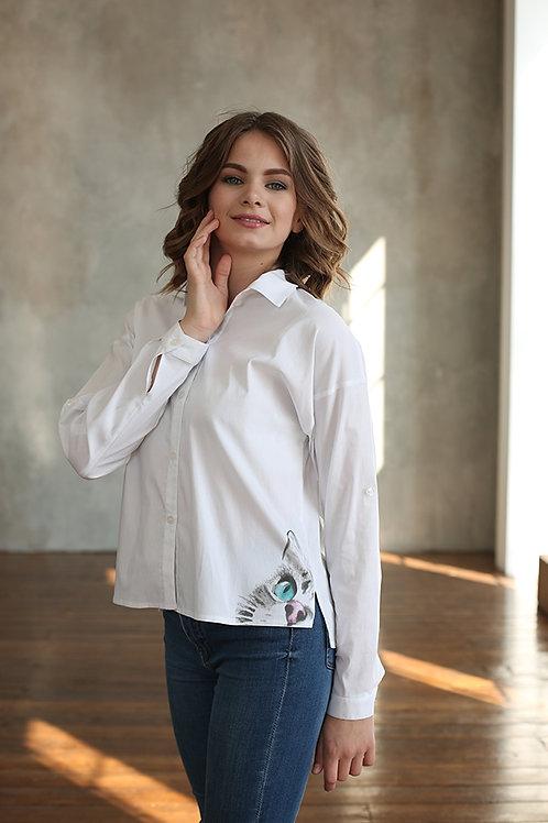 Блузка для девочки 596
