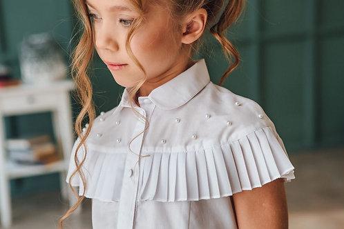 Блузка для девочки 286