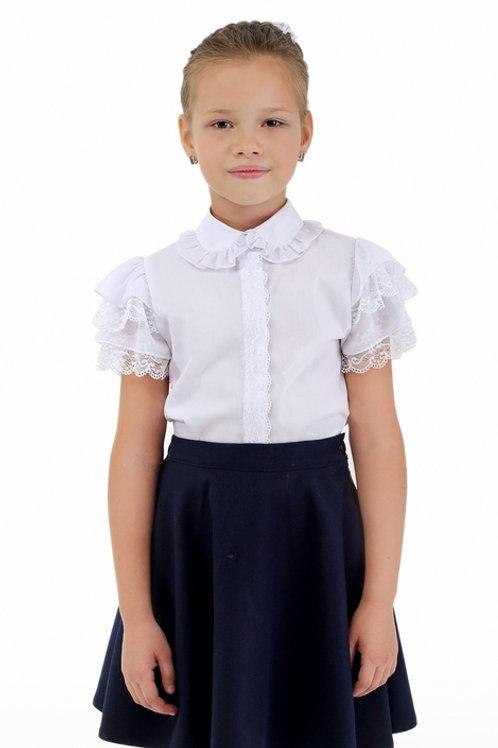 Блузка для девочки 652